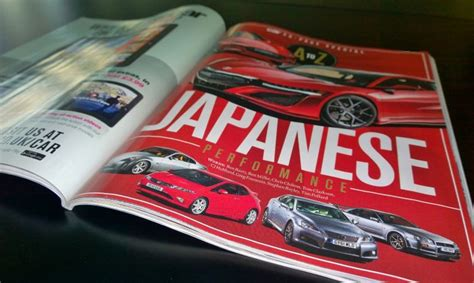 Toyota Magazine Toyota S Hits In Car Magazine S A Z Of Japanese Heroes