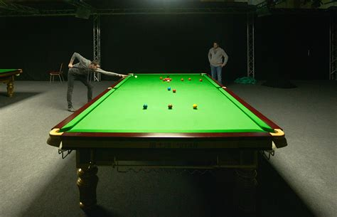 Snooker Table Size by Snooker Season Around The Corner