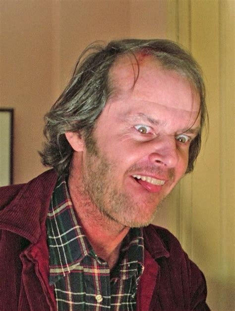 jack nicholson the shining movie jack nicholson the shining j movies pinterest