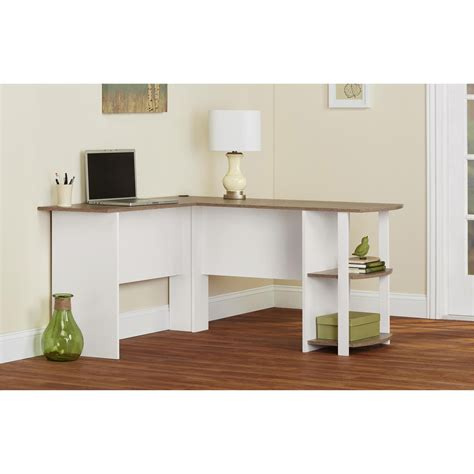 altra furniture dakota l shaped desk altra furniture dakota l shaped desk sonoma oak desks