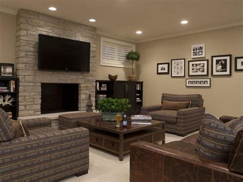 Decorating Ideas Basement Family Room Design Your Basement 4 Basement Family Room Design
