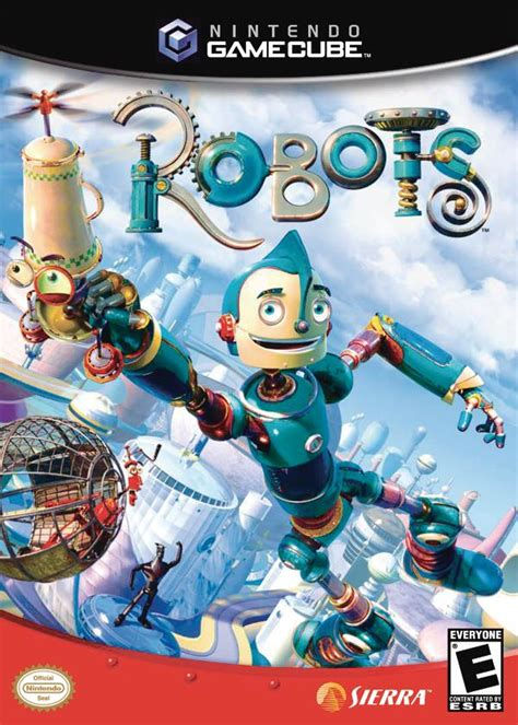 Film Robot Game | robots gamecube ign