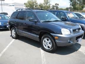 Hyundai 2004 Santa Fe Hyundai Santa Fe 2004