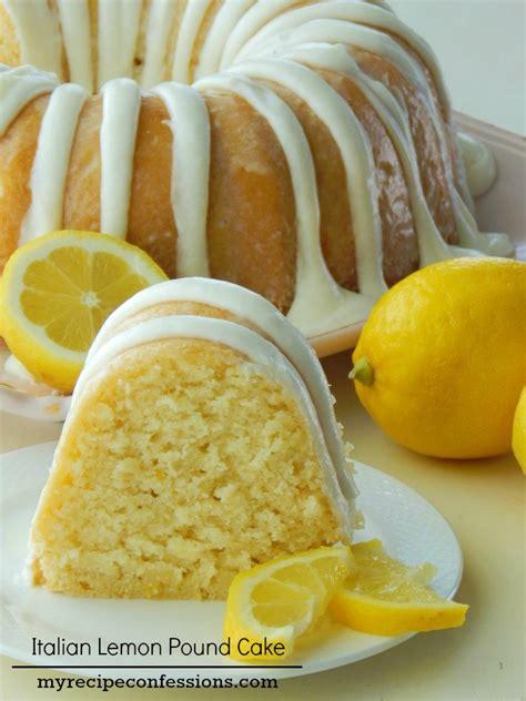lemon pound cake recipes myideasbedroom com