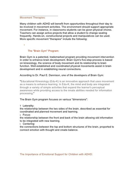 Introduction To Adhd Essay by Can Someone Do My Essay Addiction And Attention