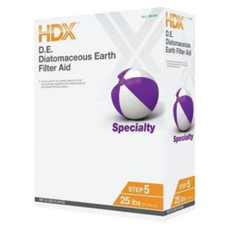 hdx 25 lb diatomaceous earth 26218947971 the home depot