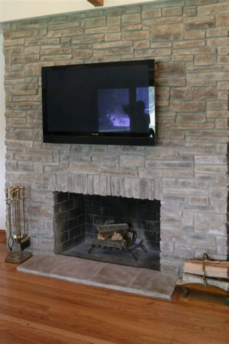 stacked stone fireplace pictures stone fireplaces with tvs north star stone