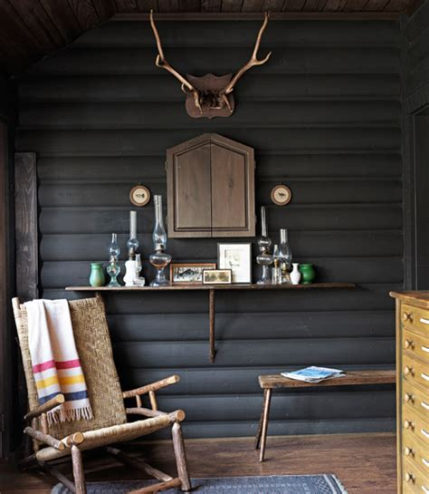 Cabin Chic by Cozy Chic Cabin Eclectic Living Home