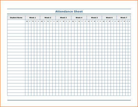 attendance template att excel gen monthly attendance