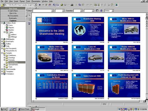 Openoffice Impress Open Office Impress Templates 2
