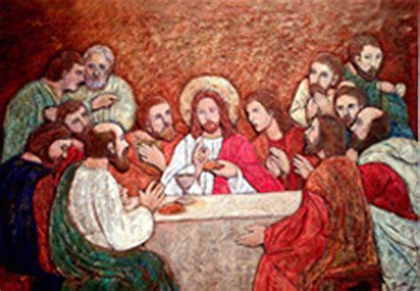 imagenes de jesus haciendo el bien la ultima cena contada para ni 241 os
