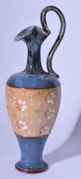 large royal doulton vase doulton stoneware ewer