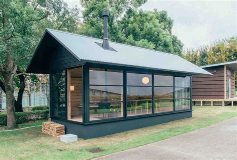 prefab small houses muji unveils three tiny prefab houses yellowtrace