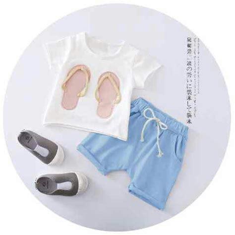 Celana Pendek Anak Perempuan 5 Tahun Rainbow setelan baju celana pendek anak perempuan model terbaru