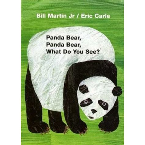 libro panda bear panda bear panda bear panda bear what do you see walmart com