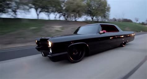 1965 cadillac coupe low rider we it
