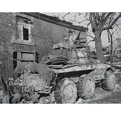 M8 Greyhound Armoured Car Of The 4th Cavalry Squadron