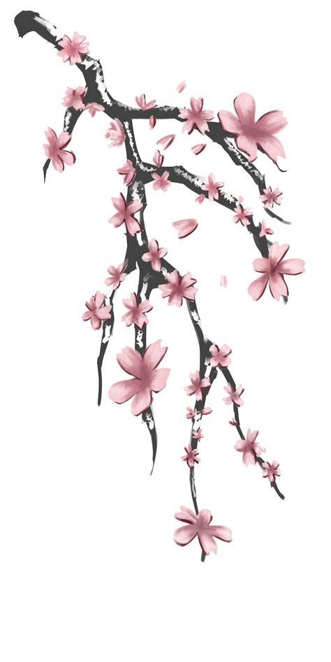 sakura tattoo designs fant 193 stico mundo da pri cherry blossom flor de