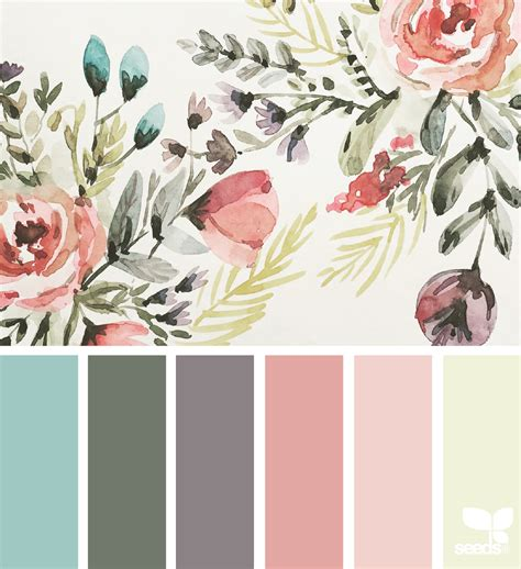 pink and green color combination the fun kitchen illustrated hues design seeds