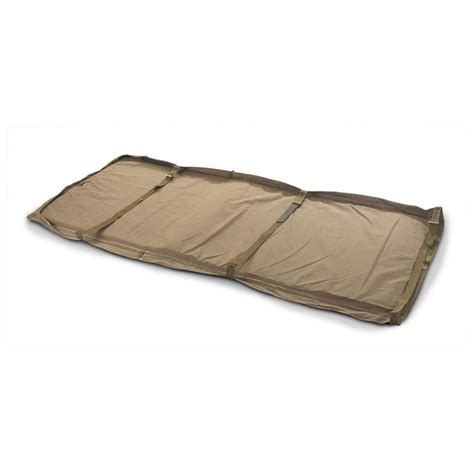 Army Surplus Sleeping Mat by Surplus Air Covered Foam Ground Mat