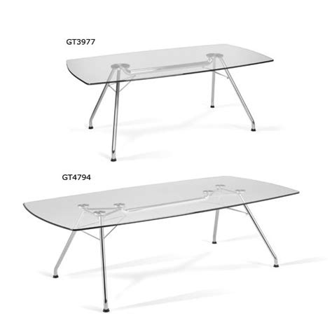 ofm tempered glass conference table stainless steel 8 best office furniture images on hon office