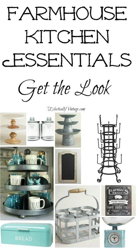 kitchen essential farmhouse kitchen essentials