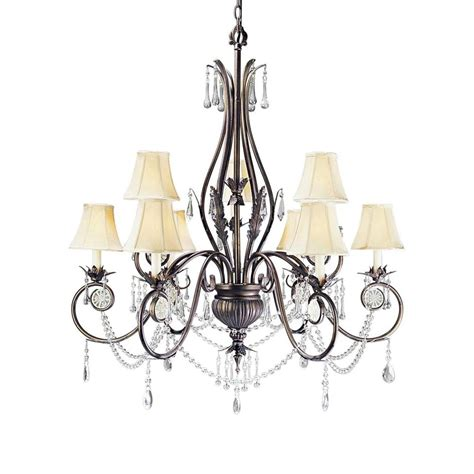 World Imports Chandelier World Imports Berkeley Square Collection 9 Light Bronze Chandelier Wi75362 The Home Depot