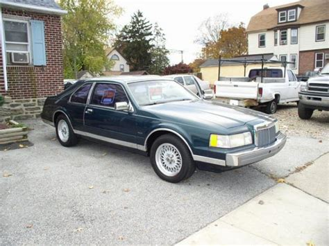 how do cars engines work 1992 lincoln mark vii navigation system service manual how it works cars 1992 lincoln mark vii regenerative braking sell used 1992