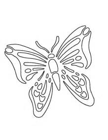 butterflies templates to print butterfly templates to print coloring home