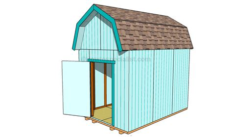 Building A Barn Shed by How To Build A Barn Shed Howtospecialist How To Build