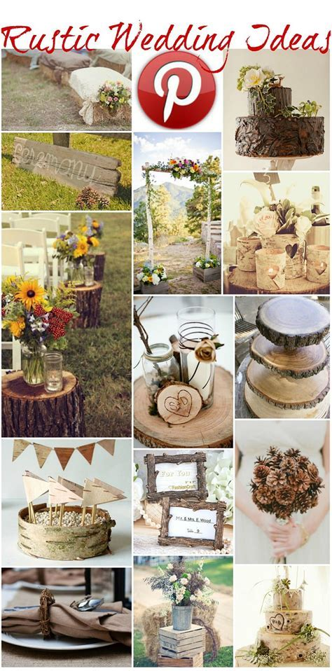 Boho Pins: Rustic Wedding Ideas   Boho Weddings For the