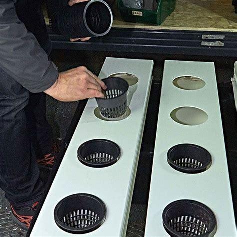 vasi idroponica come costruire un sistema idroponico nft fai da te