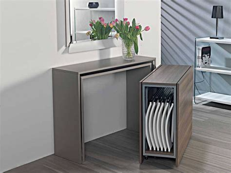 consolle per cucina consolle con tavolo e 6 sedie archimede