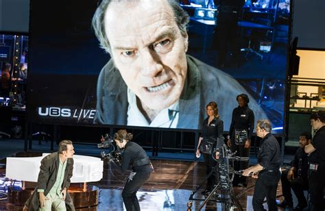 bryan cranston network broadway review network starring bryan cranston at the national theatre