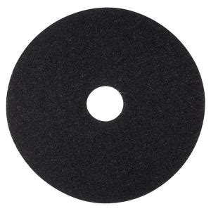 mmm floor pads 3m 20 in black stripping pads 5 per mmm08382