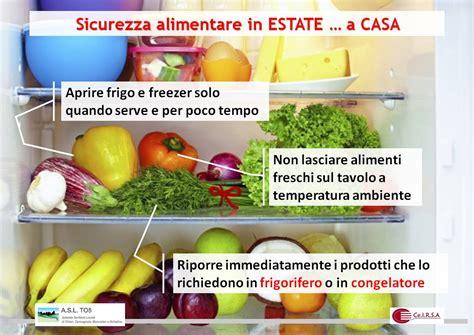la sicurezza alimentare sicurezza alimentare in estate una guida ceirsa