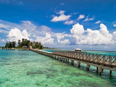 foto pulau lancang kepulauan seribu besar kecil