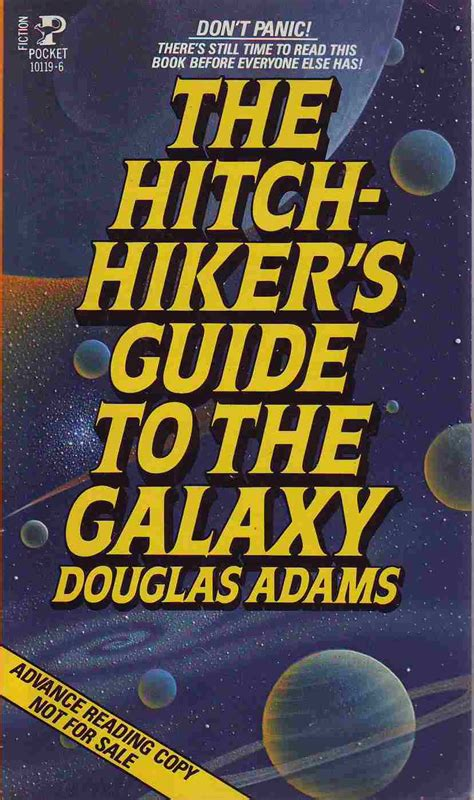 Pdf Hitchhikers Guide Galaxy Douglas by Log 154 Moonshine And 42 The Paper The Spectrum Of