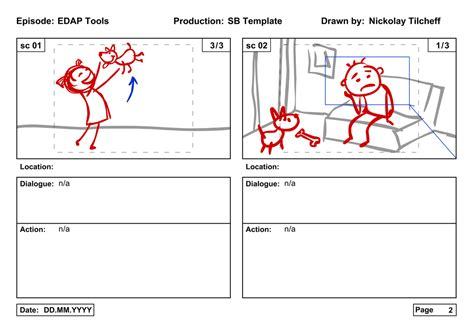 anime storyboard template flash animation storyboard template www pixshark