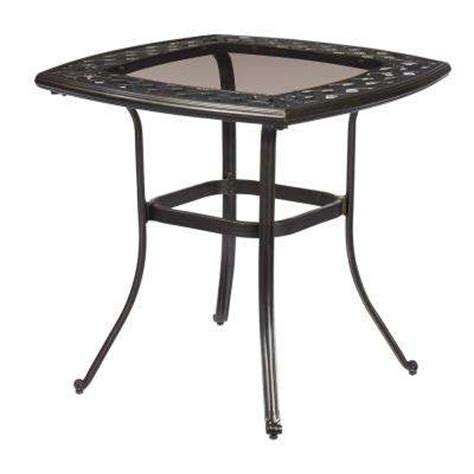 home depot patio table outdoor bistro tables patio tables the home depot