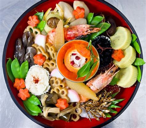 new year food recipes 2014 osechi ryori japanese new year s food delicious techniques