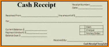 How To Make A Receipt Template by 4 How Make Receipt Weekly Agenda Planner