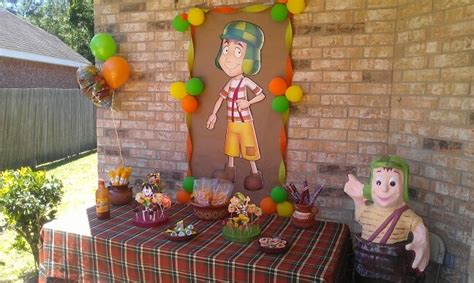 chavo del 8 party chavo del 8 party chavo del 8 pinterest colors the