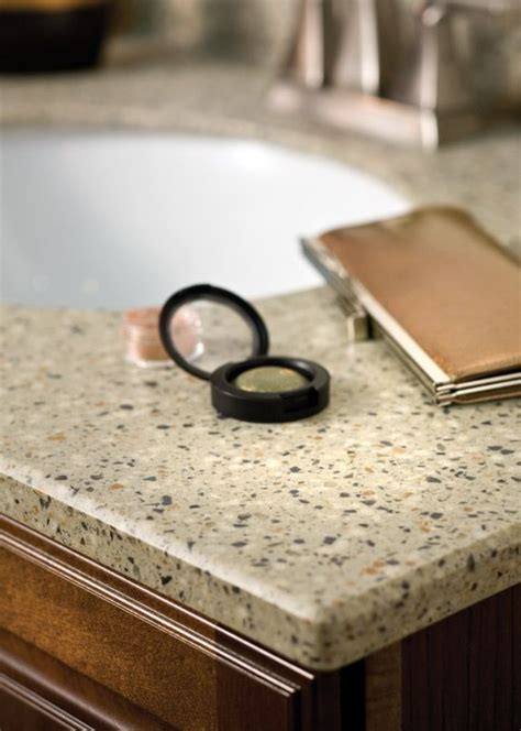 Types Of Solid Surface Countertops Edge Types