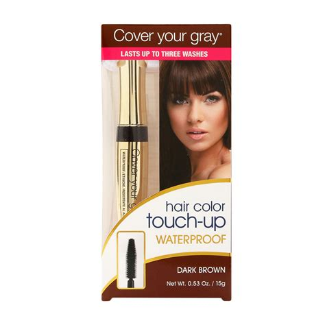 hair color touch up cover gray hair touch up brush divatresscom of