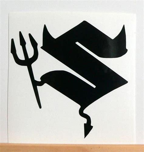 Emblem Logo Suzuki 1 adesivo logo suzuki auto car vinile vinyl sticker decal ignis alto splash ebay