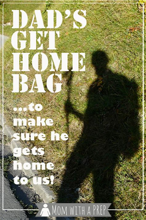 s get home bag so that he can get home to us