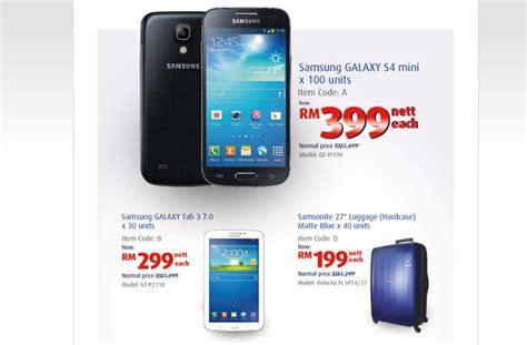 Kamera Belakang Big Samsung S4 harga galaxy s4 mini dan galaxy tab 3 7 0 diperlihatkan hong leong bank amanz