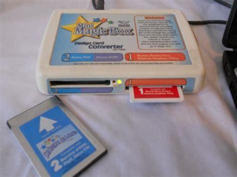 Mini Magic Bx embroidery machines mini magic box usb converter exchange box for embroidery machines was