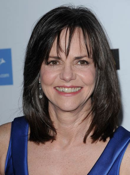 shoulder length hair with wispy bangs sally field wispy bangs sally field shoulder length